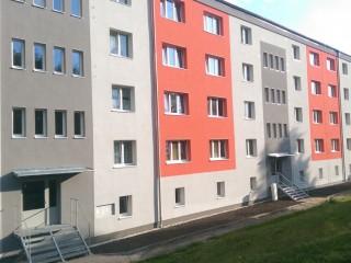 Revitalizace panelového domu Karla Čapka Habartov