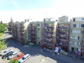 Revitalizace Praha Barunčina 5