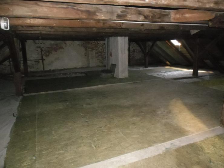 Zateplení stropu sklepa