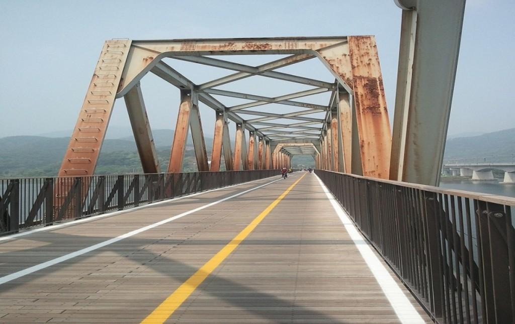 Výstavba mostu